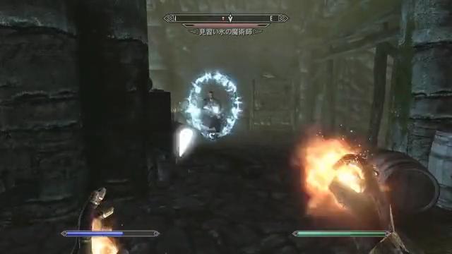 厄介な魔法の盾