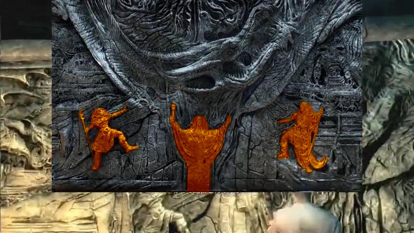 アルドゥインの壁:アルドゥインを倒した3人の勇者