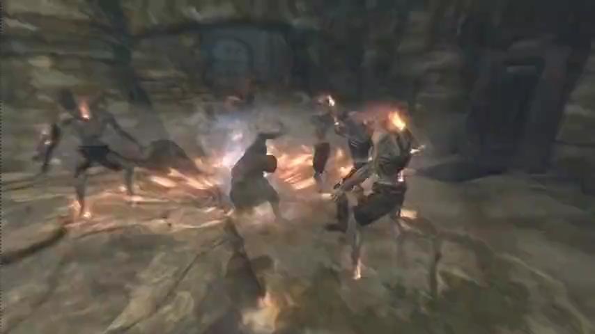 実質的な最終戦闘。三属性の振り返り。まずは炎